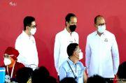Vaksinasi Gotong Royong Bikin Jokowi Senang: Doanya Perusahaan Bisa Lebih Produktif