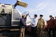 Dorong Produktivitas Pertanian, Mentan SYL Bagikan Alsintan ke Petani Malang