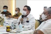 Rapat Pengadaan Lahan Jalan Tol MNP, Sekprov Tekankan Restorasi Sosial