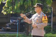 Operasi Penyekatan Berlanjut, 150 Personel Polres Maros Jaga Perbatasan