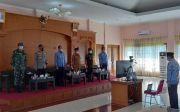 Bupati dan Forkopimda Tebo Ikuti Arahan Presiden Terkait Pascamudik Lebaran