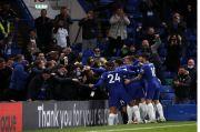 Tuntaskan Dendam, Chelsea Bombardir Gawang Leicester