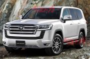 Toyota Land Cruiser Baru Debut Akhir Mei dan Punya Varian GR Sport