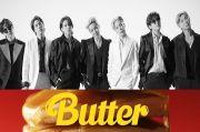 BTS Rilis Teaser Video Musik Butter, V dan Kawan-kawan Tampil Glam Rock