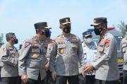 Kakorlantas Dampingi Asops Pantau Arus Balik dari Sumatera, Pemudik Diminta Punya Bukti Bebas COVID-19