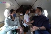 Rafathar Ngambek, Raffi Ahmad Janji Belikan Pesawat Jet Pribadi