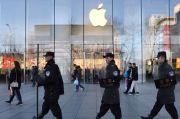 Apple Tetap Wajibkan Pengunjung Gunakan Masker Saat di dalam Store