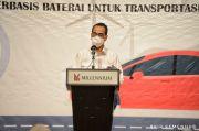 Percepatan Kendaraan Listrik Berbasis Baterai, Kemenhub Susun Road Map