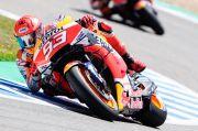 Kekuatan Lengan Belum Normal, Marquez Akui Sulit Jalani Dua Lomba Beruntun
