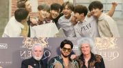 Queen Beri Dukungan ke BTS Butter, Tonton 5 Interaksi yang Pernah Terjadi Antarkeduanya