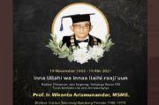 Mantan Mendikbud dan Rektor ITB Wiranto Arismunandar Tutup Usia