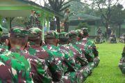 Penampakan Apel Pasukan Setan Yonif 315/Garuda yang Siap Jaga Daerah Rawan di Papua
