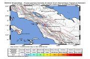 Sepanjang Selasa-Rabu, 24 Kali Gempa Bumi Guncang Samosir