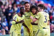 Brace Pepe Warnai Kemenangan Arsenal atas Crystal Palace