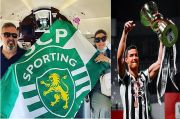Bendera Sporting dan Catatan Mengilau Ronaldo di Musim Ini