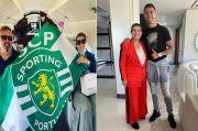 Ibu Ronaldo Kibarkan Bendera Sporting: Dia di Sporting Tahun Depan
