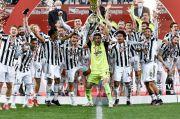 Menghitung Peluang Juventus Lolos ke Liga Champions Musim Depan