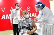 Jokowi: Keterisian Tempat Tidur di Wisma Atlet Tinggal 15%, Kita Tak Boleh Lengah