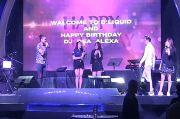 Heboh! Pesta Ulang Tahun DJ Cantik Dea Alexa di Tempat Hiburan Malam Dibubarkan Paksa