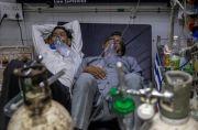 Wow! China Dituding Kerek Harga Tabung Oksigen di India