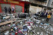 PBB: 75 Ribu Warga Palestina Kehilangan Tempat Tinggal Akibat Serangan Israel