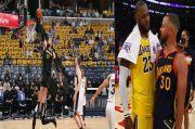 Hasil Play-in NBA Wilayah Barat, Kamis (20/5/2021) WIB: San Antonio Tereliminasi, Lakers Usir Warriors