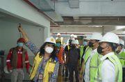 Bobby Nasution dan Kementerian PUPR Tinjau Pembangunan Pasar Aksara Beronsep Green Building