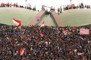 23 Tahun Reformasi, Aktivis 98: Gerakan Anti-KKN Masih Sangat Relevan
