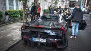 Ferrari yang Tak Biasa Milik Striker Arsenal Aubameyang