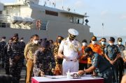 TNI AL Kerahkan 2 KRI untuk Repatriasi 19 ABK dari Kapal Perang Australia