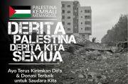 Jejak Muhammadiyah Membantu Palestina