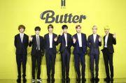 Baru Dirilis, Single Butter BTS Langsung Pecahkan Rekor