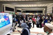Web Check In Maskapai Error, Ratusan Penumpang Menumpuk di Bandara Soetta