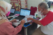 628 Lansia dan Guru Serta Calon Jamaah Haji Bangka Tengah Terima Vaksinasi COVID-19 Tahap Dua