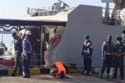 Kapal AL Australia Pulangkan 19 ABK KM Bandar Nelayan yang Tenggelam Dihantam Badai