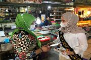 Cegah Penyebaran COVID-19, Duta Humas Polda Kepri Sosialisasi Penggunaan Masker
