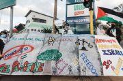Giliran Pekerja Pelabuhan Afsel Tolak Turunkan Kargo Kapal Israel