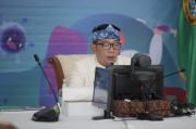 Kapolri Luncurkan Layanan Bebas Pulsa 110, Ridwan Kamil: Pertolongan Polisi 24 Jam