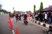 Penyekatan di Perbatasan Cirebon-Indramayu, Pemudik Tolak Tes Rapid Antigen