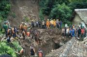 BMKG Keluarkan Peringatan Cuaca Ekstrem, BPBD KBB Minta Warga Waspada