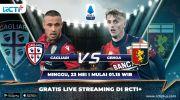 Jelang Cagliari vs Genoa Peluang Perbaiki Peringkat