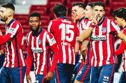 Susunan Pemain Real Valladolid vs Atletico Madrid: Momentum Suarez