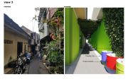 Puluhan Rumah Rusak dan Tak Layak Huni di Kampung Melayu Diperbaiki