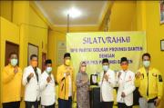 Adakan Silaturahmi, Golkar-PKS di Banten Perkuat Kebersamaan