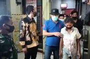 Pembantu Rumah Tangga Culik Anak Prajurit TNI AD, Tak Berkutik Saat Diringkus di Rumahnya