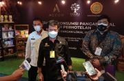 Dorong Pangan Lokal Mendunia, Kementan Gandeng Jaringan Hotel Internasional