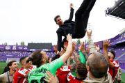 Hasil Pertandingan Sepak Bola, Minggu (23/5/2021) WIB: Pesta Atletico!