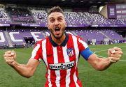 Koke: Gelar Atletico Madrid untuk Bungkam Mulut Kritikus