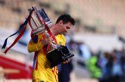 Lionel Messi Ungkap Berharganya Gelar Juara Copa del Rey Musim Ini