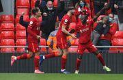 Menangi Laga Penutup Liga Primer 2020/2021, Liverpool Amankan Tiket Liga Champions